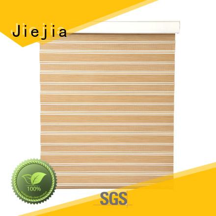 New Design Home Deco Custom Semi-Blackout Zebra Window Coverings