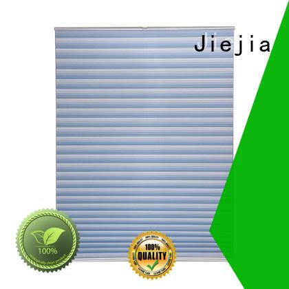 Jiejia decolative blackout cellular blinds heat insulation restaurant