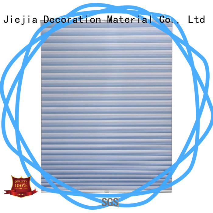 Jiejia top down cellular blinds room