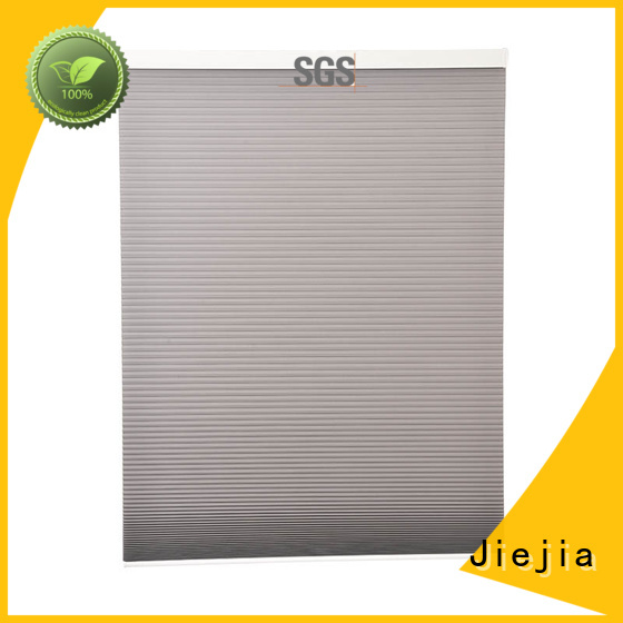 Jiejia window blinds cellular shades for business house
