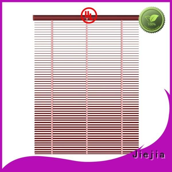 Jiejia metal venetian blinds on-sale restaurant