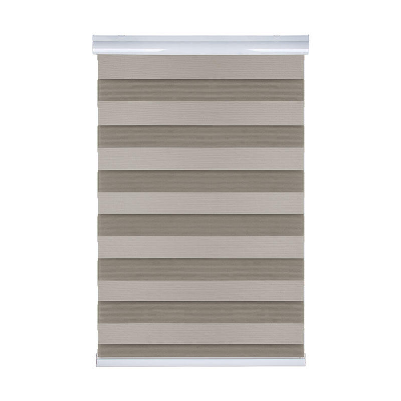 Jiejia european style zebra day and night blinds house-1