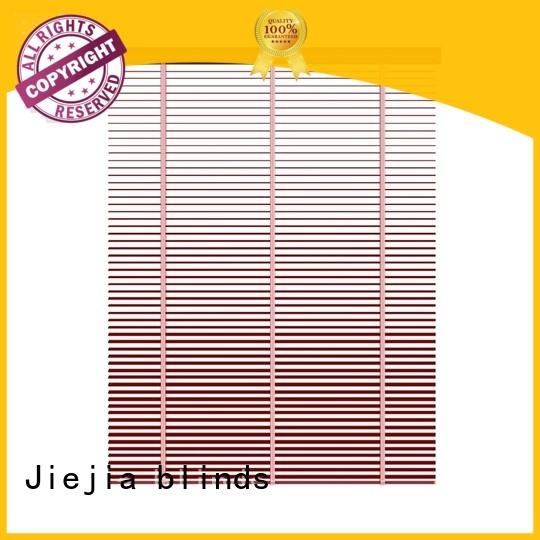 Jiejia 11 inch blinds manufacturers restaurant