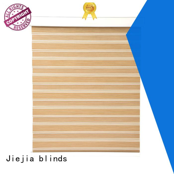 zebra window treatments horizontal office Jiejia
