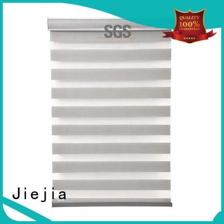 Jiejia High-quality fabric blackout blinds horizontal house