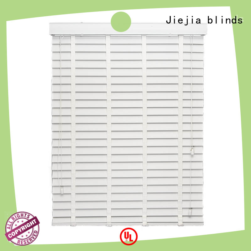 Jiejia manual ladder vertical venetian blinds house