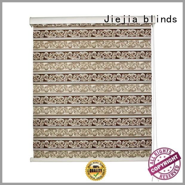 Jiejia zebra window blinds Suppliers house