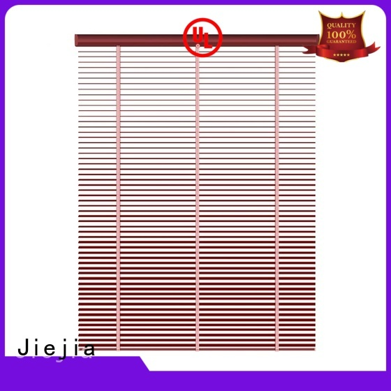 Jiejia metal venetian blinds on-sale restaurant