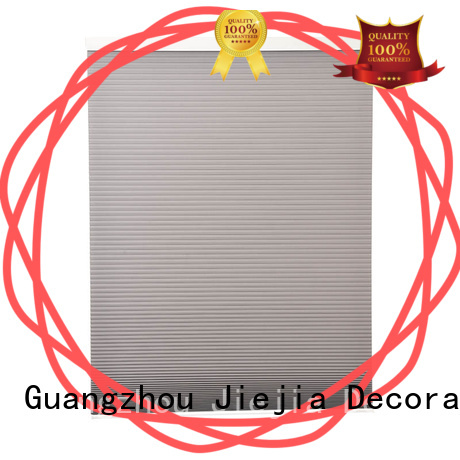 Jiejia decolative cellular window blinds factory price restaurant