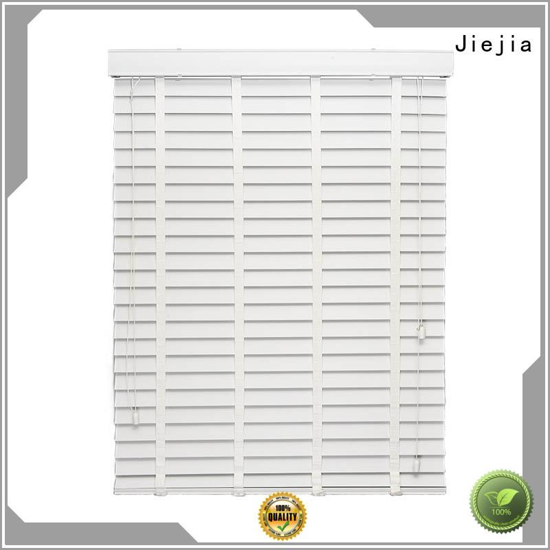 Jiejia custom venetian window blinds flameproof room