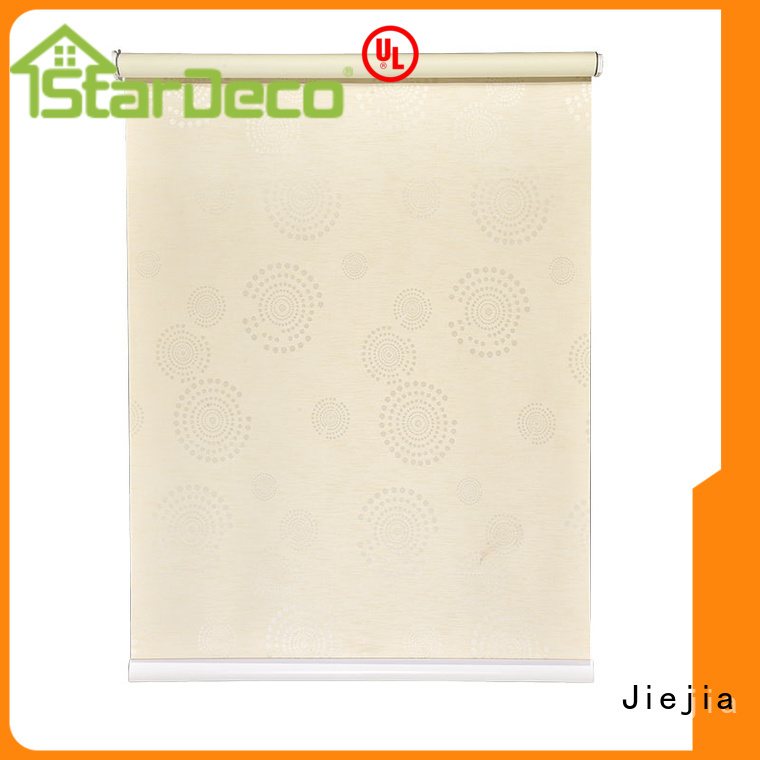 Jiejia blackout roller blinds insulated restaurant