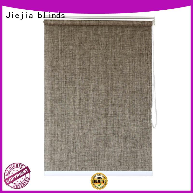 Stardeco Custom Home Decorative Sunscreen Roll Up Shades