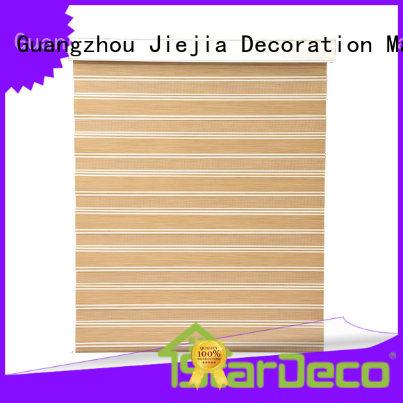 Jiejia zebra blind curtain motorized office