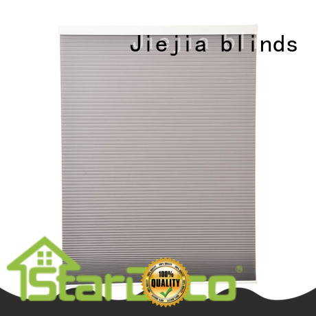 Jiejia real wood blinds for business house