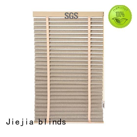 Jiejia vertical venetian roller blinds flameproof house