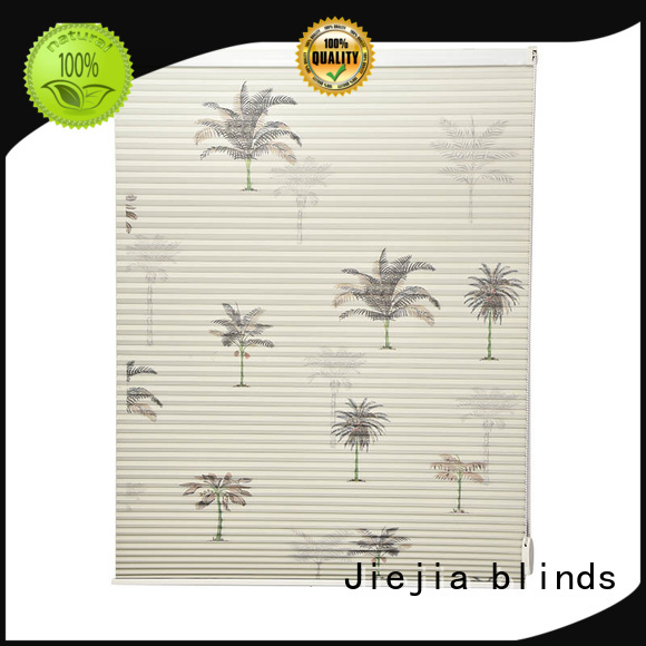 Jiejia rv blinds heat insulation house