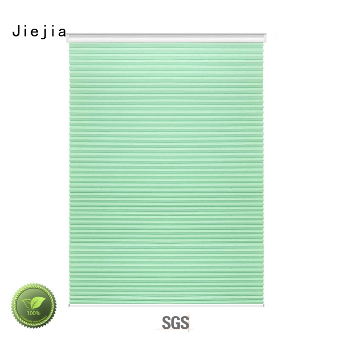 Jiejia blackout double cellular shades heat insulation room