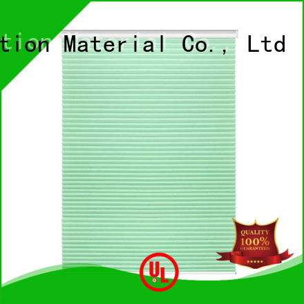 Jiejia decolative cellular fabric factory price restaurant