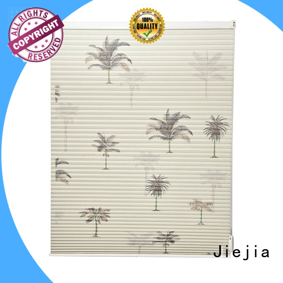 Jiejia best cellular blinds factory price restaurant