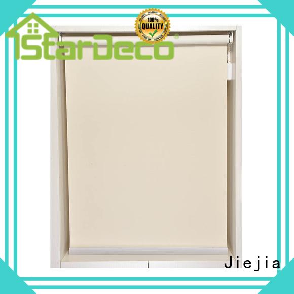 Jiejia New sunscreen blinds for windows flameproof restaurant
