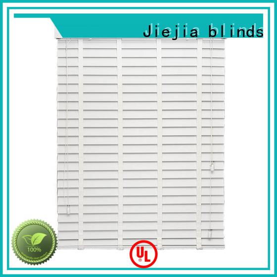 Jiejia custom timber venetian blinds sunscreen house
