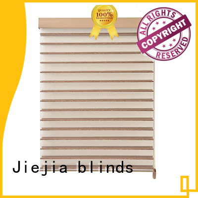 Jiejia wholesale beautiful blinds bay window house