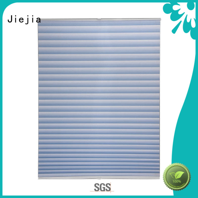 Jiejia Custom nature blinds manufacturers room