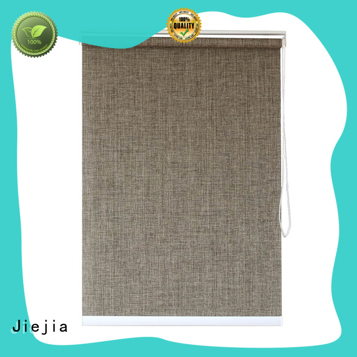 Jiejia electric sunscreen window coverings sunscreen room