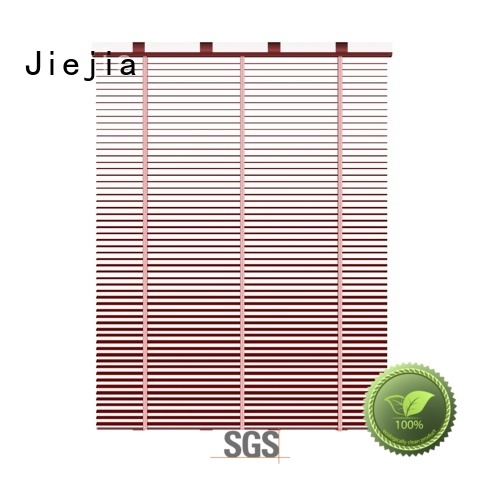 Jiejia flameproof aluminium venetian blinds on-sale house