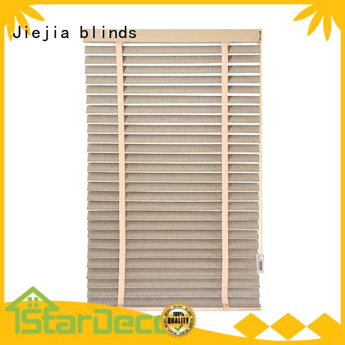 vertical timber venetian blinds flameproof room