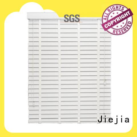 Jiejia hardwood venetian blinds sunscreen house