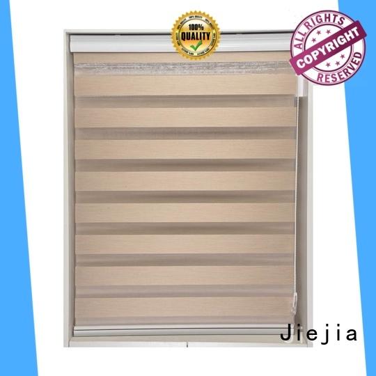 how do zebra blinds work