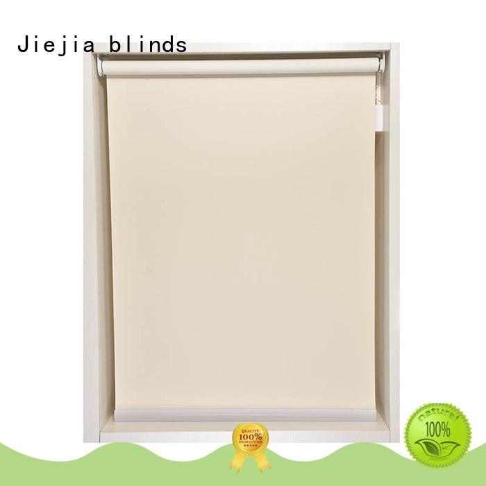 Jiejia net roller blinds flameproof room