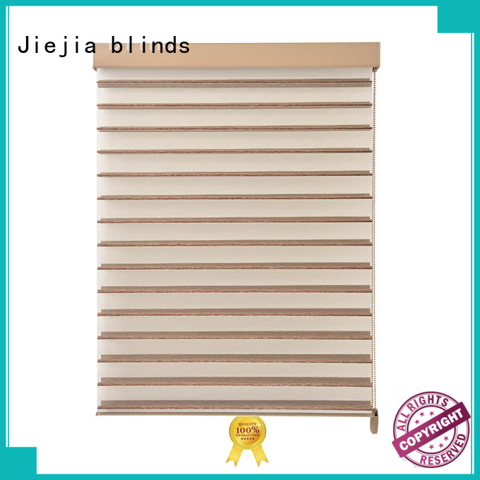 Jiejia horizontal sheer blinds for business house