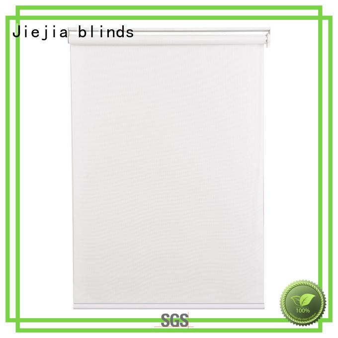 Jiejia custom block out roller blinds anti-uv house