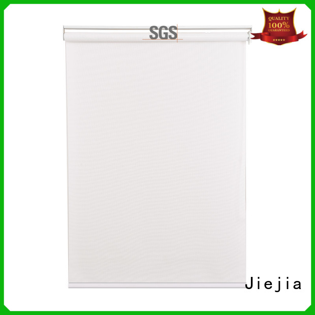 Jiejia modern design sunscreen window coverings restaurant