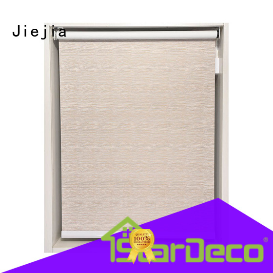 Jiejia plastic roller shades Suppliers house