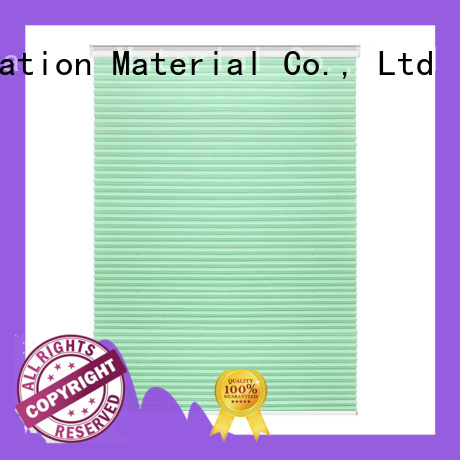 Decorative Window Shade Cordless Green Honeycomb Best Blackout Cellular Shades