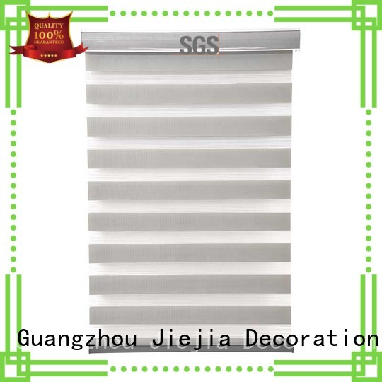 Jiejia zebra blind curtain horizontal house