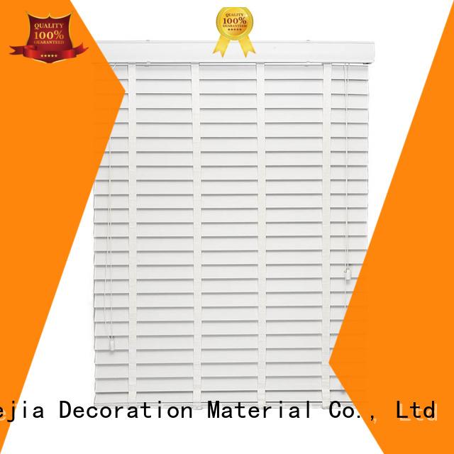 Jiejia vertical venetian roller blinds flameproof room