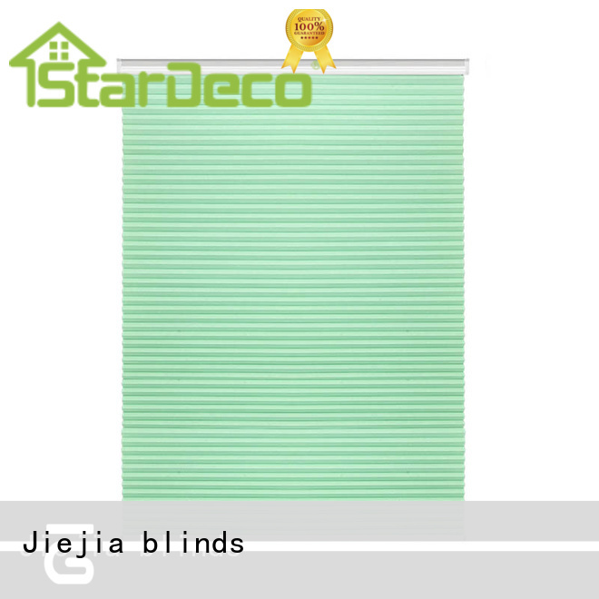 bottom up cellular shades factory price restaurant Jiejia
