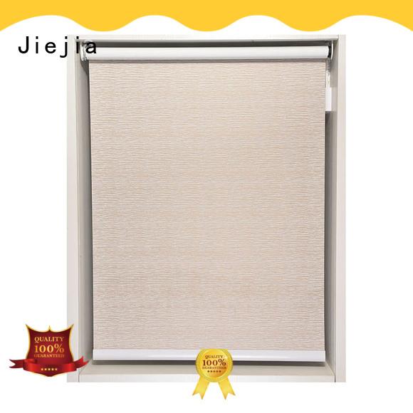 Jiejia Custom blackout window blind for business restaurant