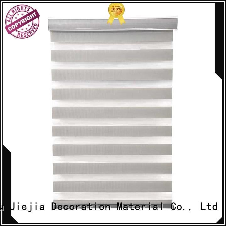zebra curtains blind