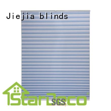 Jiejia blackout cellular shades heat insulation house