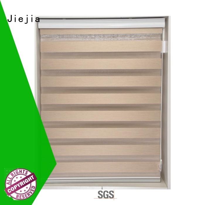 horizental zebra blind curtain horizontal house
