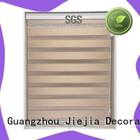 Jiejia zebra shutters horizontal restaurant