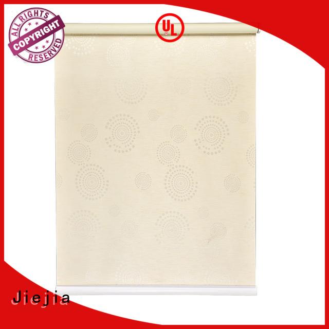Jiejia pvc roller blinds company house