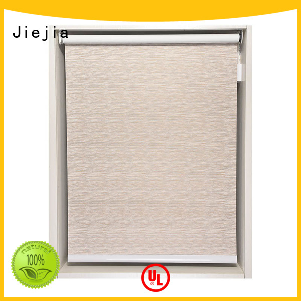 Jiejia electric exterior sun shades Suppliers hotel