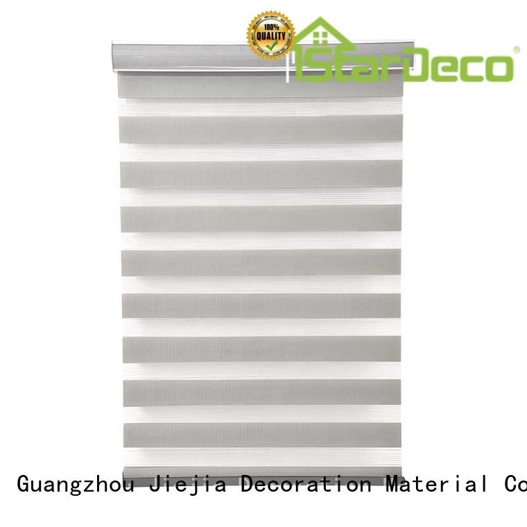 Jiejia Top zebra print window blinds factory office