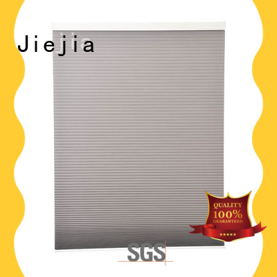 Jiejia wooden vertical blinds manufacturers restaurant